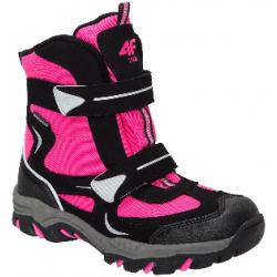Dziewczęce buty zimowe 4F...