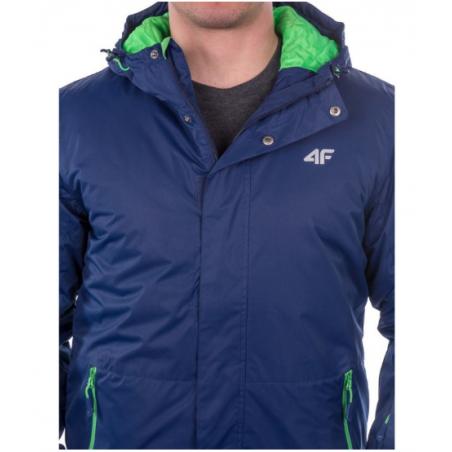 Męska kurtka narciarska 4F KUMN001granatowy Z16