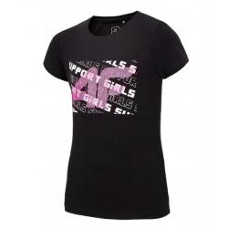 Koszulka dziewczęca 4F...