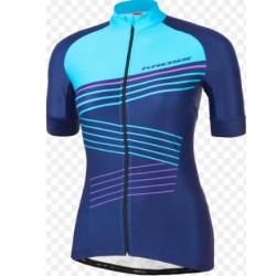 Damska koszulka rowerowa...
