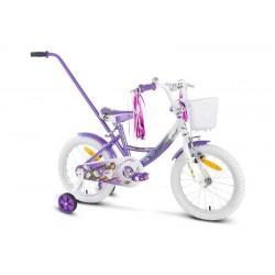 """Dziewczęcy rowerek 16"""" ROCK..."""
