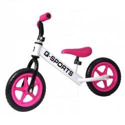 Dziewczęcy rowerek biegowy...