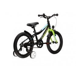 Dziecięcy rower z kółkami...