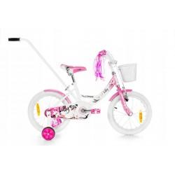 Dziewczęcy rowerek z...