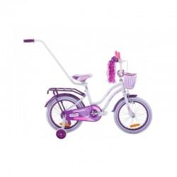 Dziewczęcy rowerek miejski...