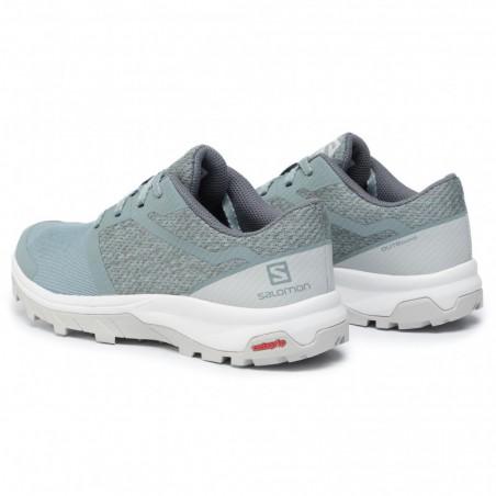 Damskie buty sportowe SALOMON OUTBOUND W LEAD/LUNER ROCK