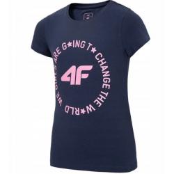 Koszulka dziecięca 4F...